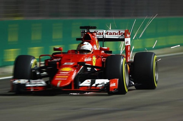 Sebastian Vettel ganó el Gran Premio de Singapur