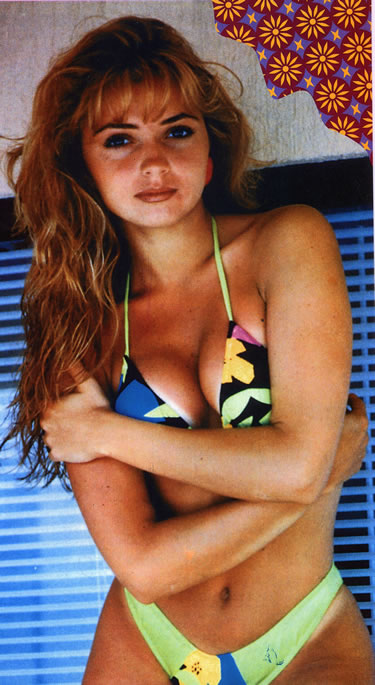 Fotos en bikini de angelica rivera intolerable