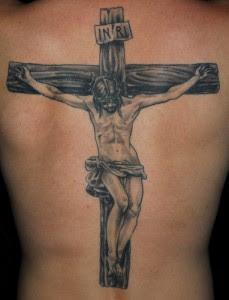 Tatuagens de Jesus Cristo