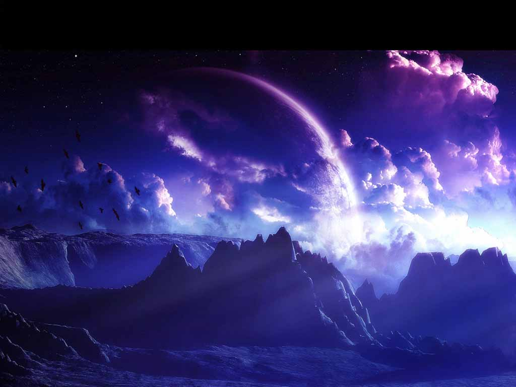 HD Wallpapers: Desktop Wallpaper 3D Space