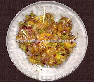 Cauliflower Manchurian Gobi  Manchurian