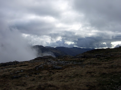 Scafell Pike path