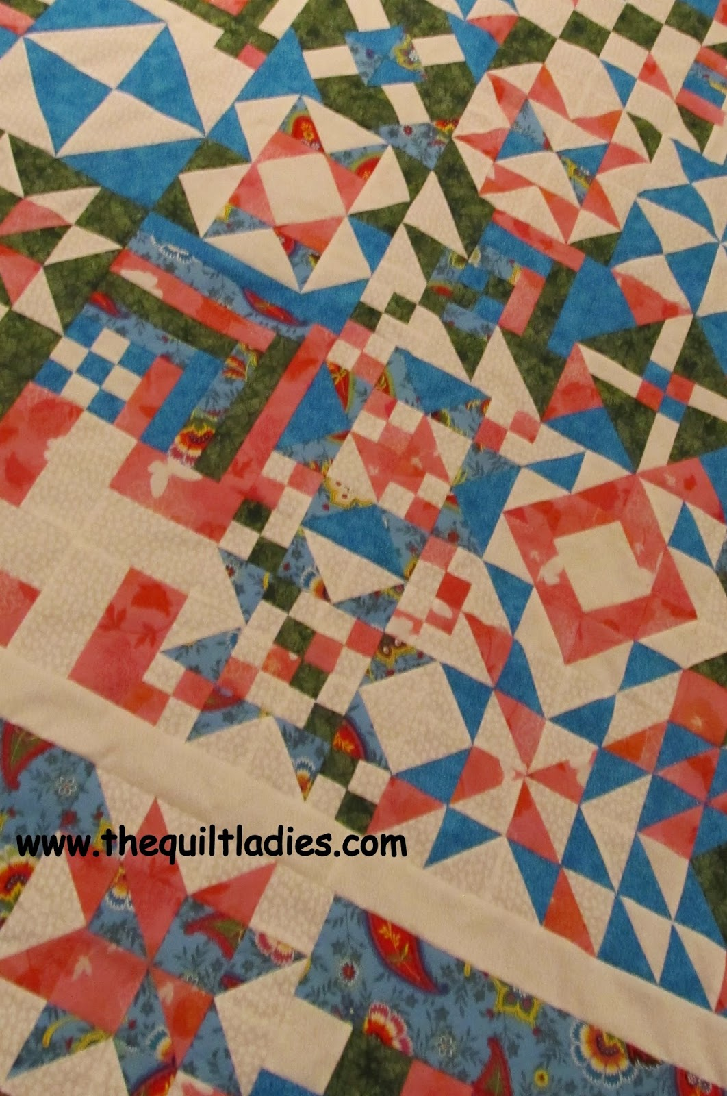"Make ""The Ladies"" Quilt Patterns"