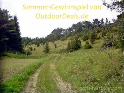 Sommer-Gewinnspiel von OutdoorDeals.de