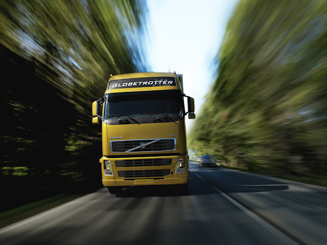 Front image of Volvo FH