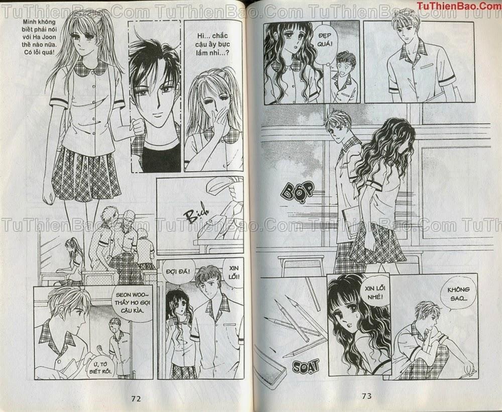 Nữ sinh chap 6 - Trang 37