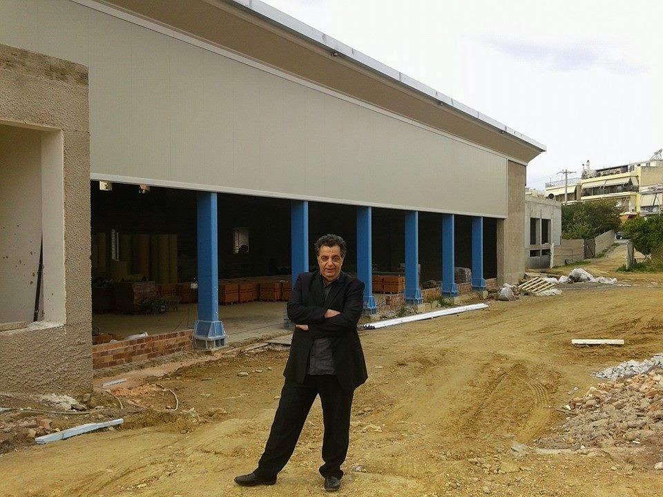 ΝΕΟ ΚΛΕΙΣΤΟ ΓΥΜΝΑΣΤΗΡΙΟ