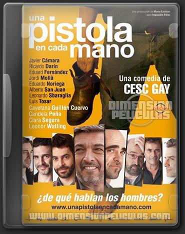 Una Pistola En Cada Mano (DVDRip Castellano) (2012)