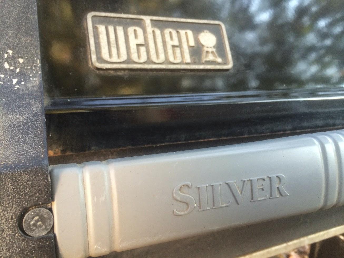 Weber Genesis Silver