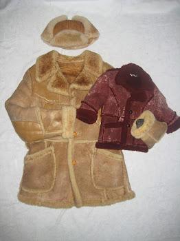 Sheepskins......Original Fatherhood Fashion Stylen