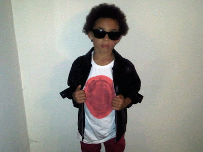 Baby Juelz makes Fashion for Japan