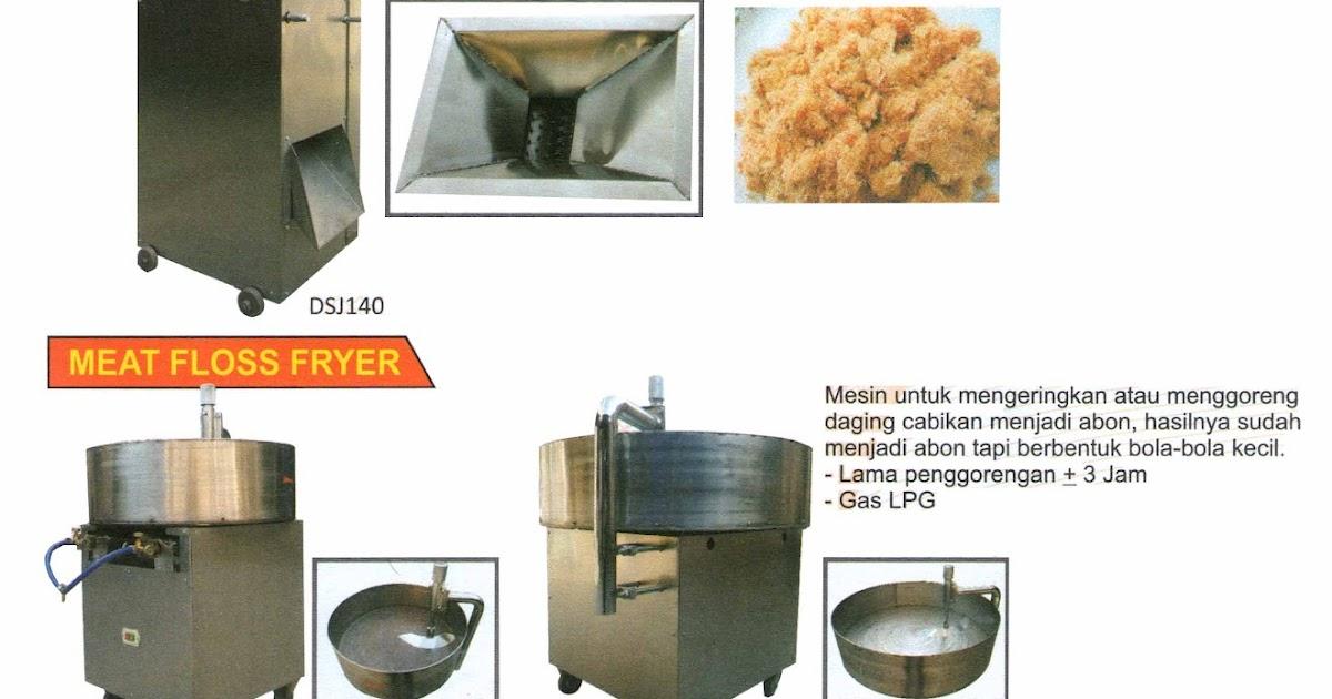 Mesin Abon Kitchen Equipment