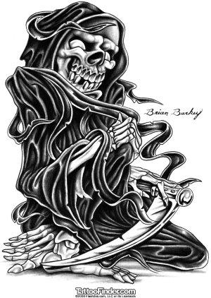 Parca diseños de tatuaje
