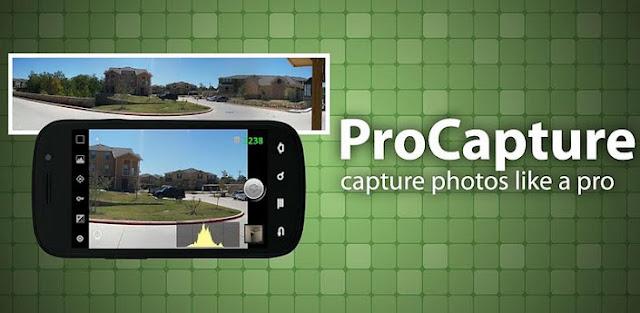 ProCapture camera APK