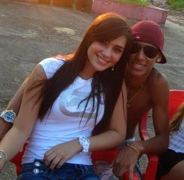 Fotos da namorada do Neymar - Fernanda Barroso