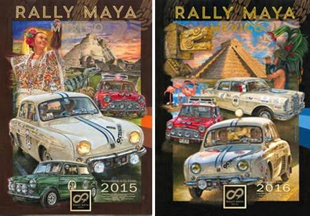 RALLY MAYA MEXICO 2016/2017