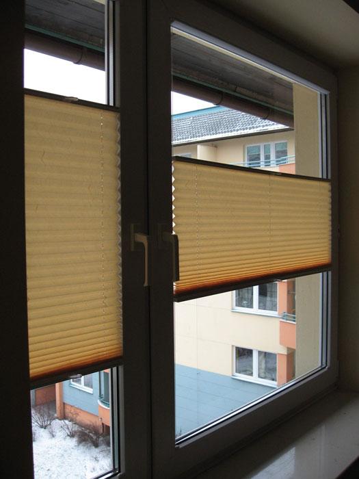 Plisy okienne wrocław