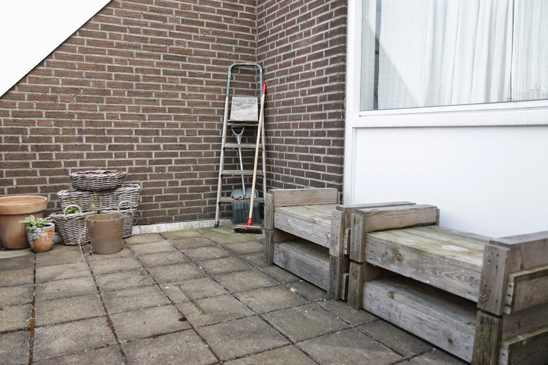 Rieten Balkon Meubels : Goedkope balkon vloer: flex frame balkon zonnescherm nesling