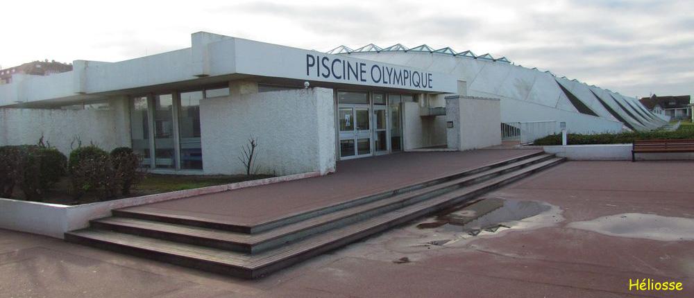Heliosse ii n 780 la piscine olympique de deauville for Piscine deauville