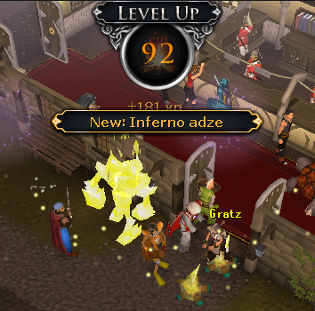 92 Firemaking I Still Need To Get The Adz