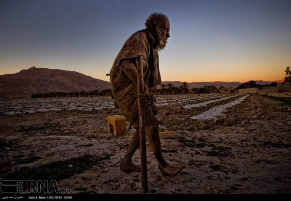 Amoo hadji man who hasn t bathed in 60 years see photos brimtime