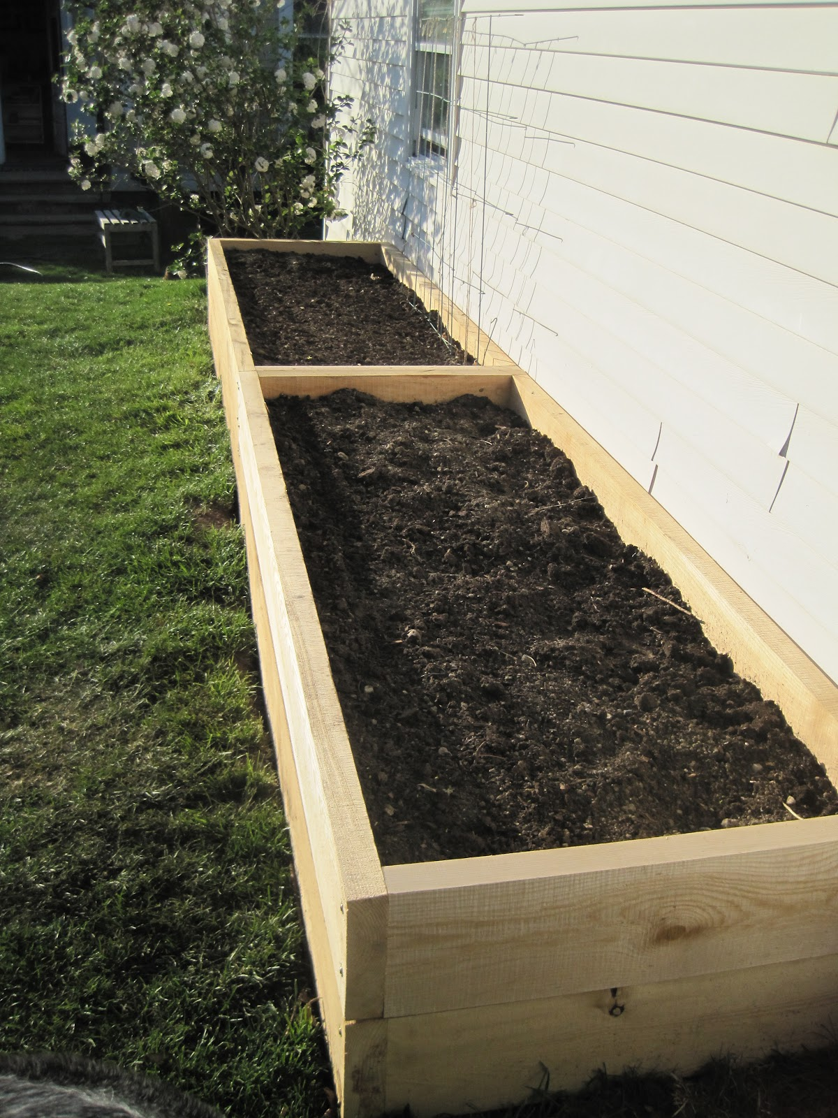tall raised garden beds - 28 images - 41 backyard raised ...
