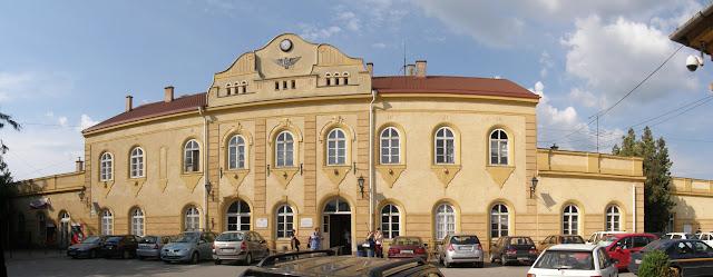 Vác, Magyarország, Hungary, állomás