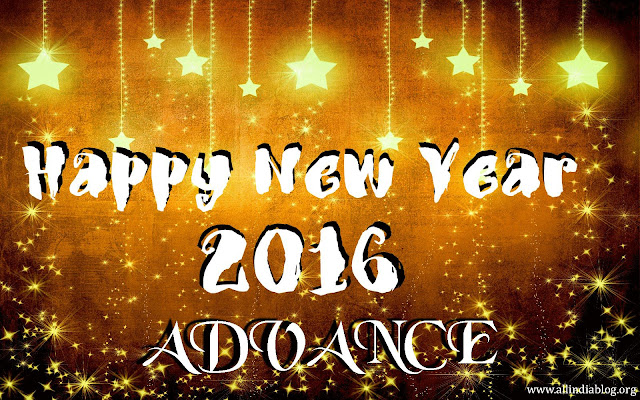 Happy New Year 2016 HD images for Whats app
