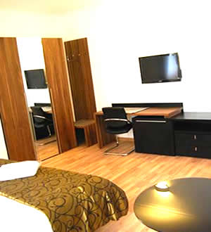 Pearl Court Residence and Hotels Premium Suite