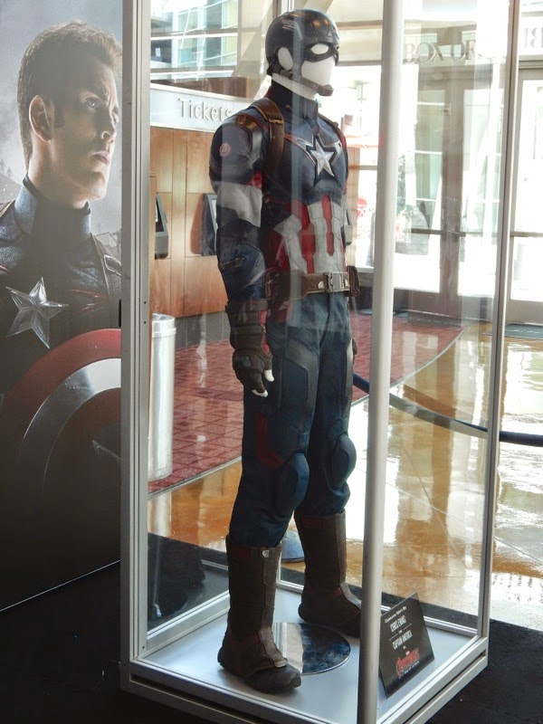 Captain America Avengers Age of Ultron movie costume