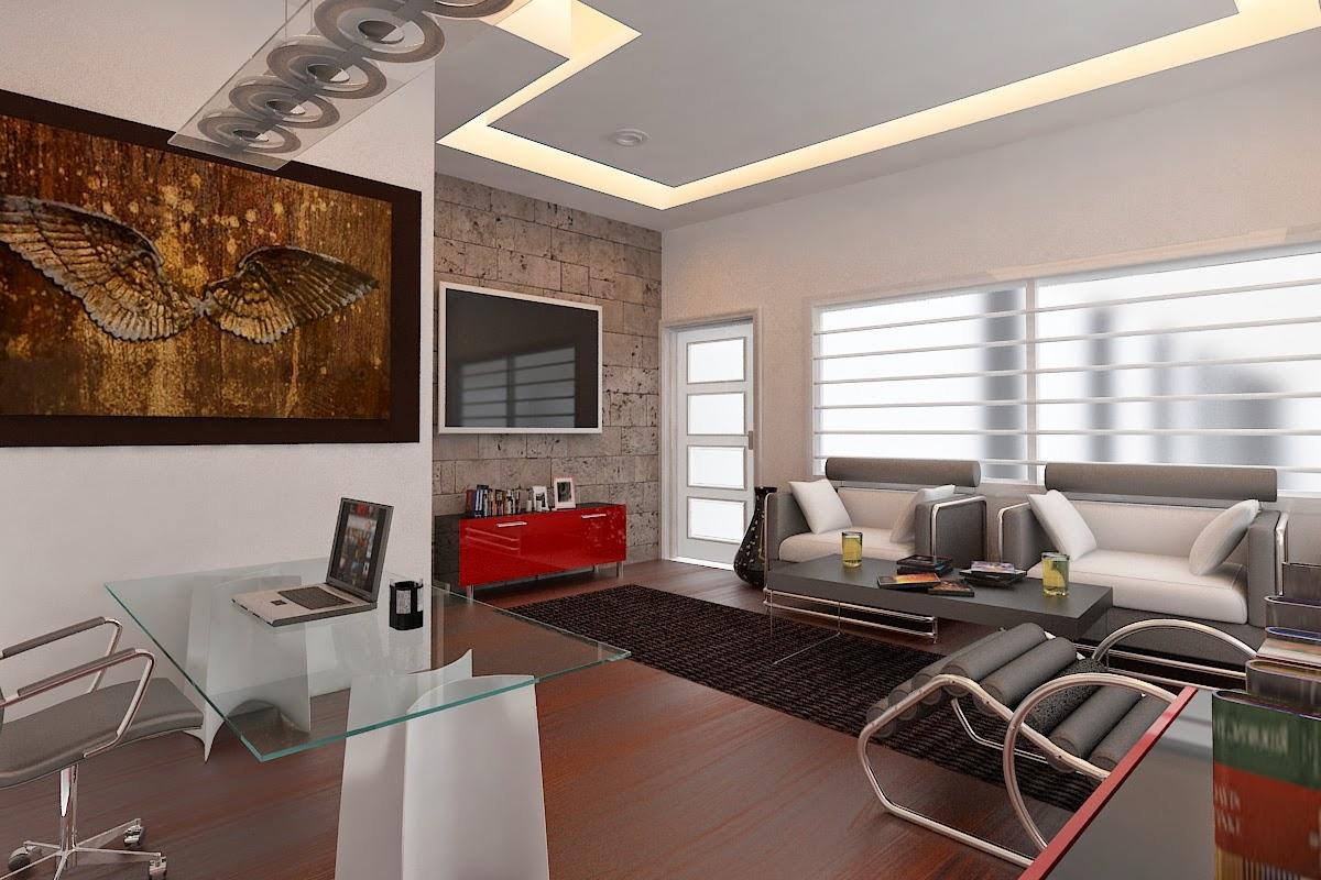Proyectos arquitectonicos y dise o 3 d dise o de oficinas for Planos de oficinas administrativas