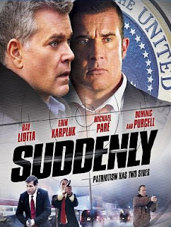 Suddenly (2013) Movie Poster