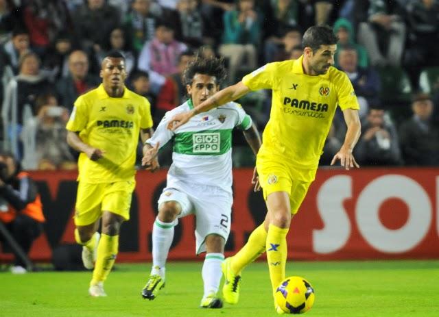 Dự đoán kết quả Villarreal vs Elche