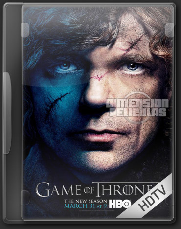 Game Of Thrones Temporada 3 (HDTV 720p Español Latino)