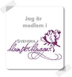 Svenska blomsterbloggar