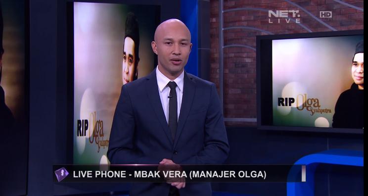 Kabar Berita Olga Syahputra Terbaru Hari Ini Meninggal 27 Maret 2015