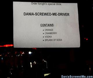 dania screwedme driver