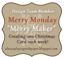 Merry Monday Design Team 2012