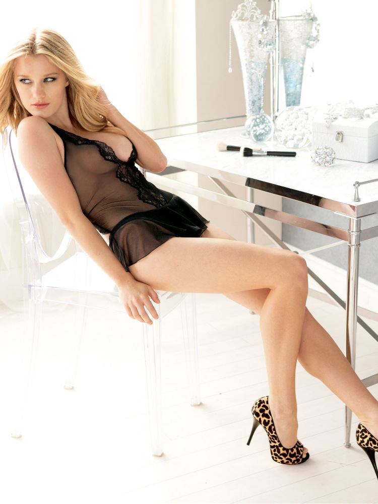Nsfw Ashley Hinshaw For Frederick S Of Hollywood