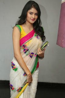 Kushi gorgeous Pictures in saree 021.jpg
