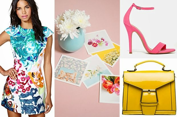 Brights and Florals