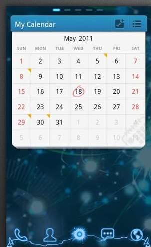 best free android calendar app