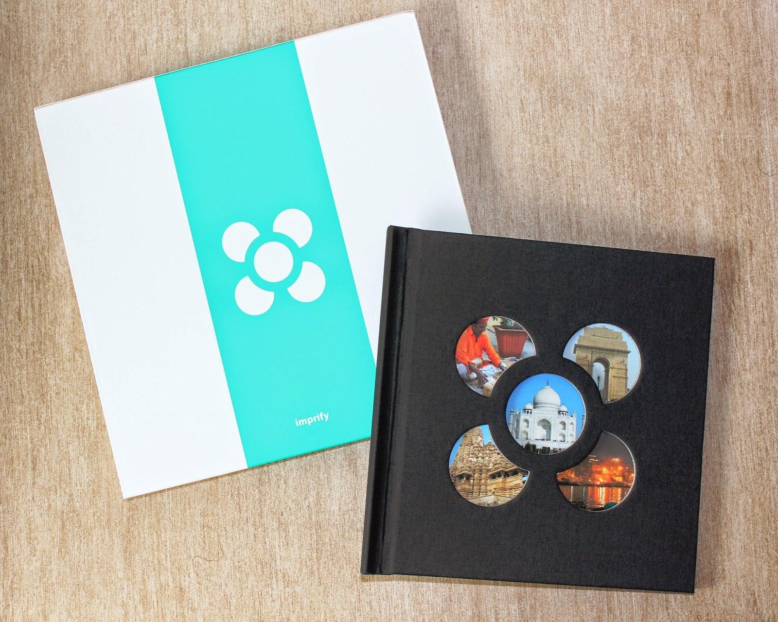 Album de fotos digital Imprify