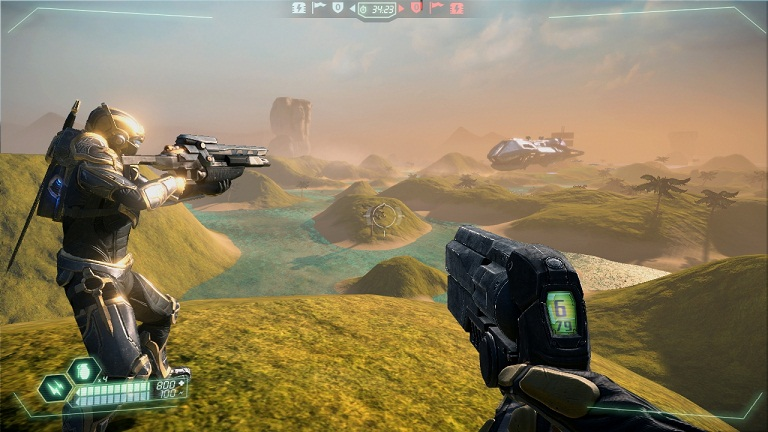 Preview fotos Tribes Ascend