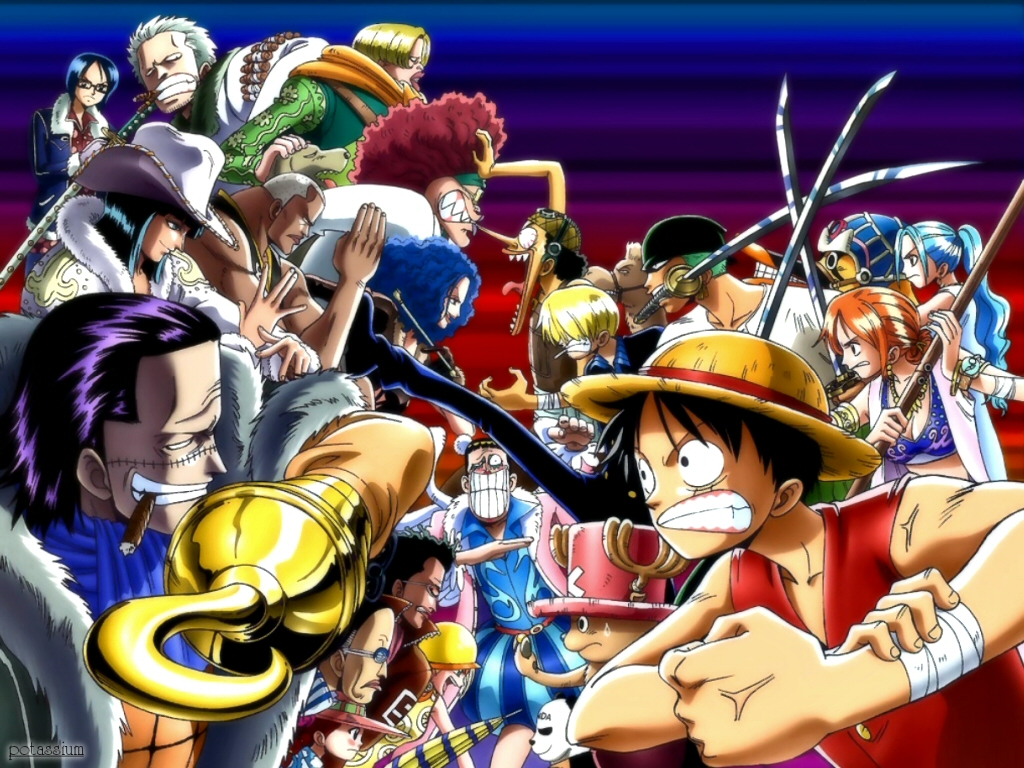 Wallpapers Wide Amazing One Piece