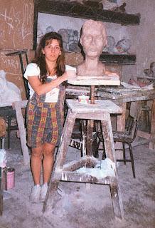 2 Año de escultura - Magisterio