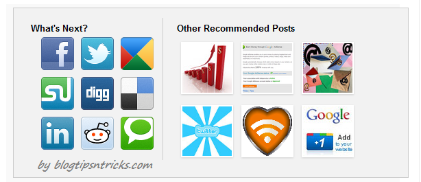 Related Posts — Plugins WordPress