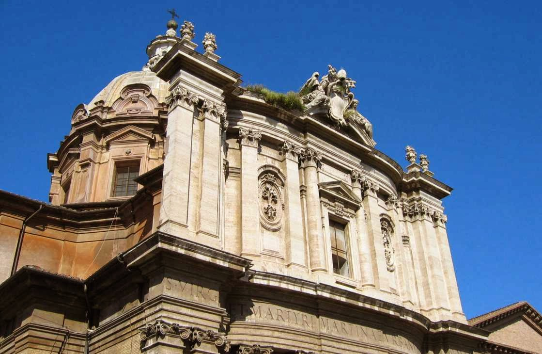 Iglesia en Roma