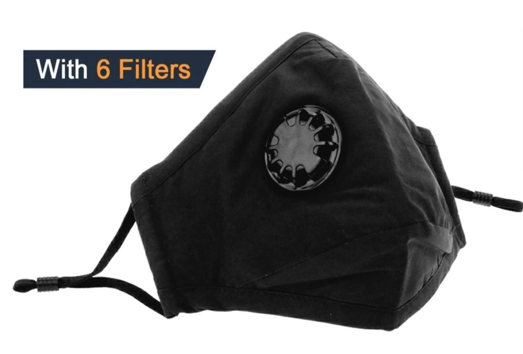 Military Grade Pollution Mask