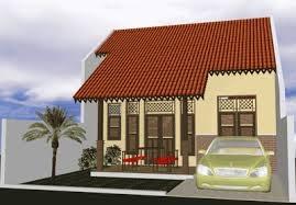 Desain Rumah Khas Betawi dengan Rumah Modern